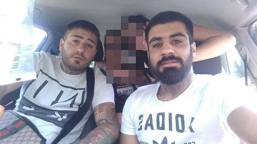 Gli aggressori di Manuel (Foto: Facebook)