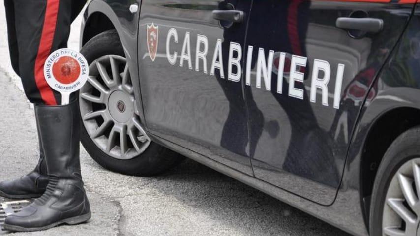 Sul luogo i carabinieri e il 118. Credits: Immagine di repertorio