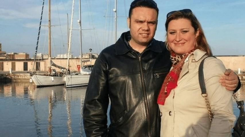 Luigi Capasso e Antonietta Gargiulo