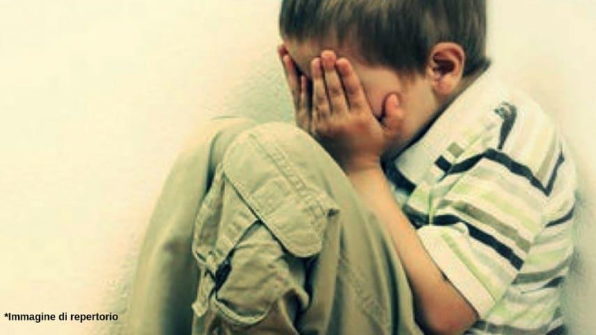 Maltrattamenti su minori (Immagine di repertorio)
