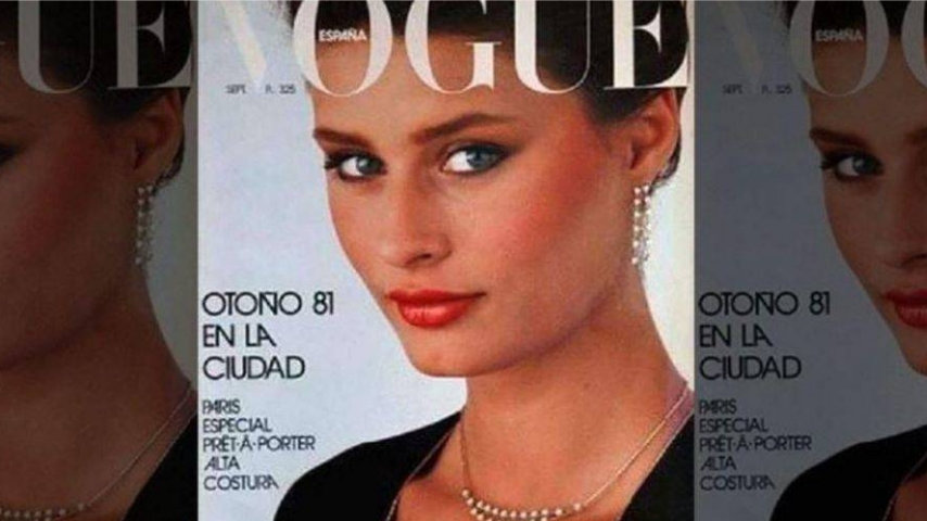 """Nastasia Urbano sulla copertina di """"Vogue"""""""