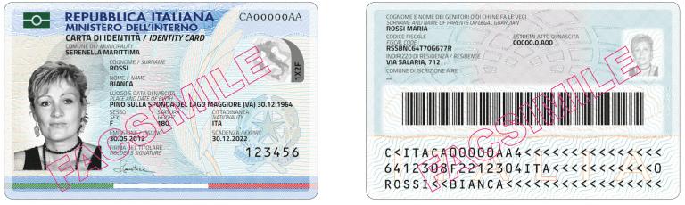 Carta di identità con impronte digitali: la nuova proposta del parlamento europeo