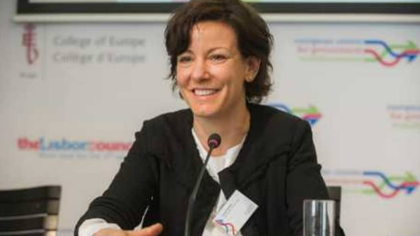 Paola Pisano, assessore all'Innovazione e al Commercio torinese