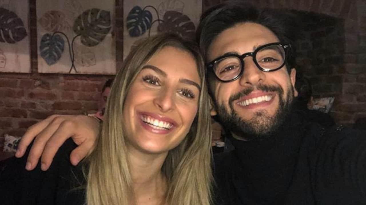 Piero Barone e Valentina Allegri. amore finito