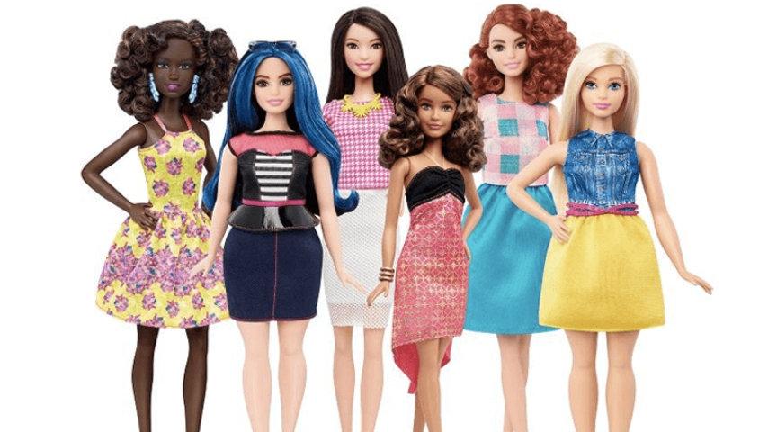 Evoluzione della Barbie