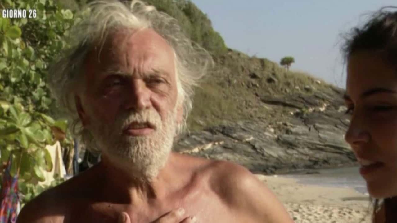 L'isola si macchia di tradimento: arriva la moglie di Riccardo Fogli