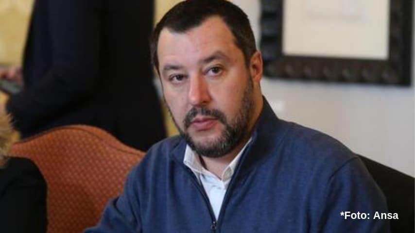 Salvini tirato in ballo dal direttore del Minerva Club Resort (Foto: Ansa)