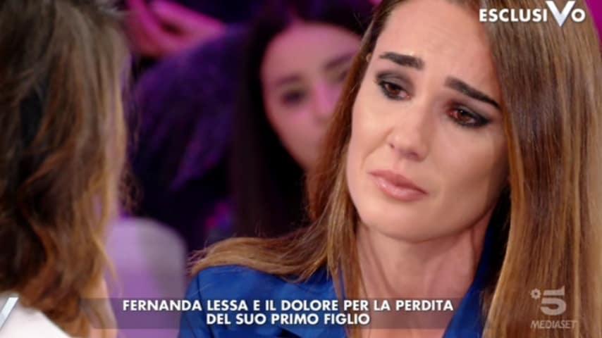 Silvia Toffanin commossa dal racconto di Fernanda Lessa