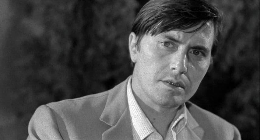 Giulio Brogi nel film I sovversivi (1967)