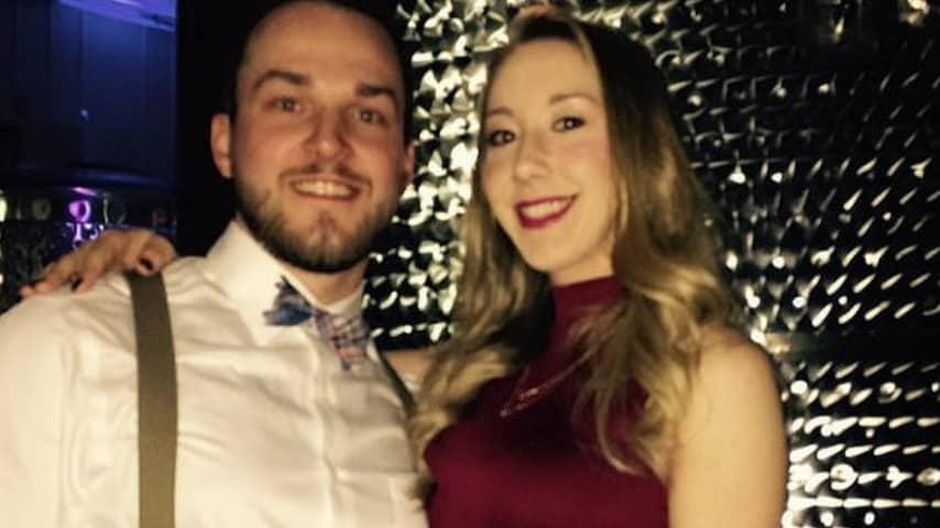 Sposi Matthew e Kayla