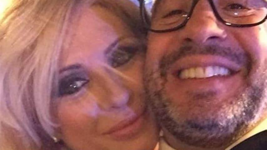 Tina Cipollari con il suo nuovo compagno. Fonte: Tina Cipollari/Instagram