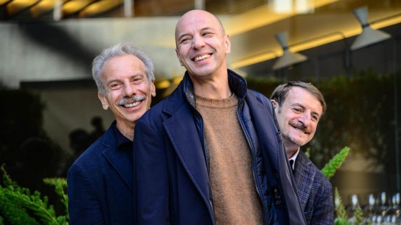 Aldo, Giovanni e Giacomo tornano con un nuovo film