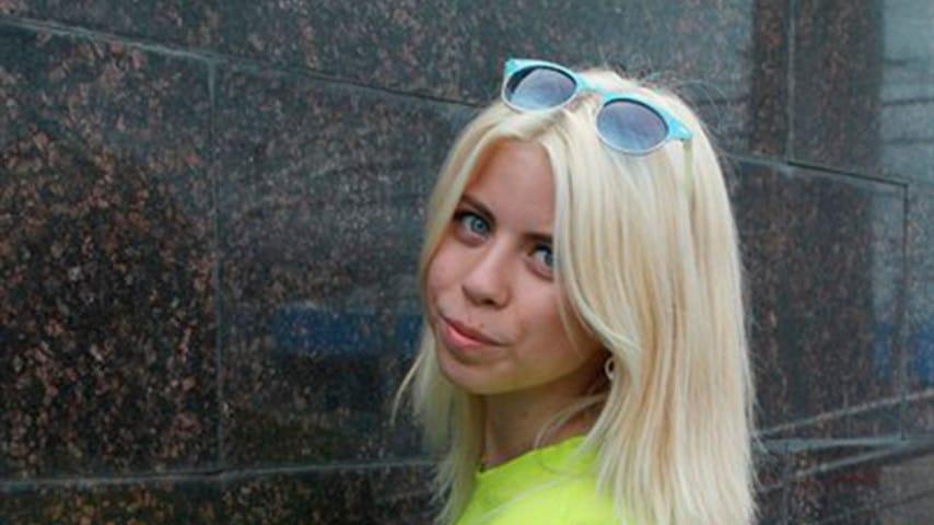 Alexandra Shaposhnikova, fidanzata di Oleg Myshadaev