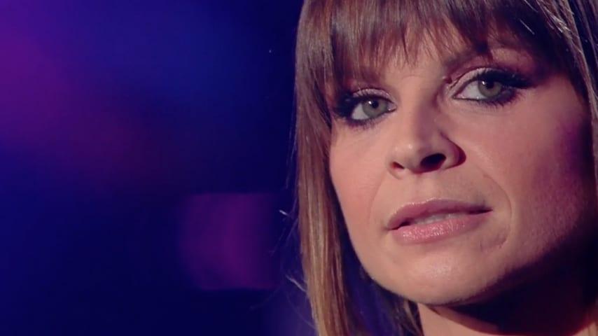 Alessandra Amoroso canta Dalla tua parte