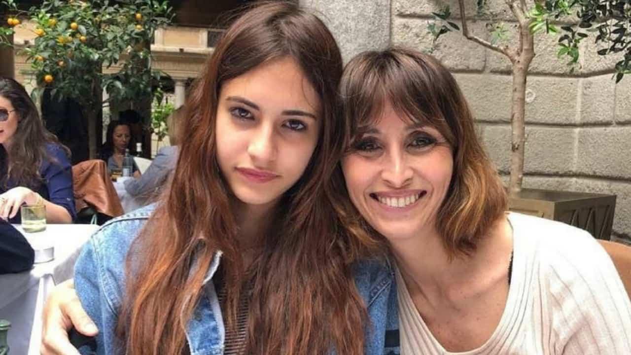 La figlia di Benedetta Parodi è rimasta coinvolta in un incidente stradale