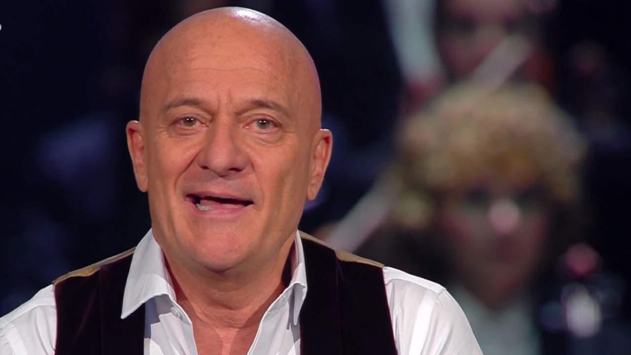 Il monologo di Claudio Bisio a Sanremo