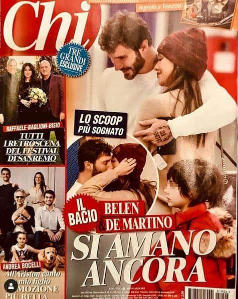Belén e Stefano, scatta il bacio: l'amore ritorna?