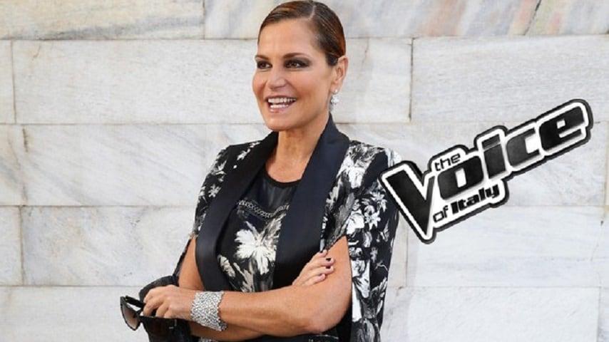 The Voice Simona Ventura
