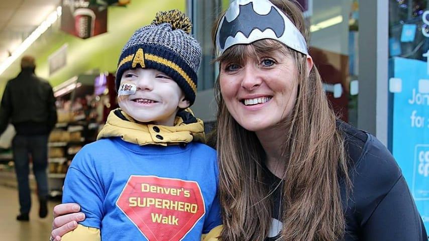 Denver Clinton. Foto: Facebook