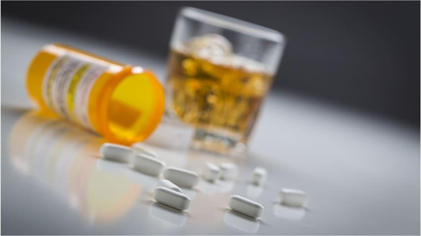 droga e alcool