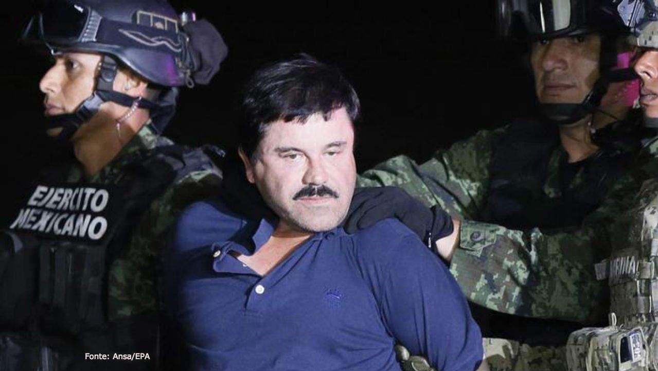 """Un testimone su El Chapo: violentava le 13enni che considerava le sue """"vitamine"""""""