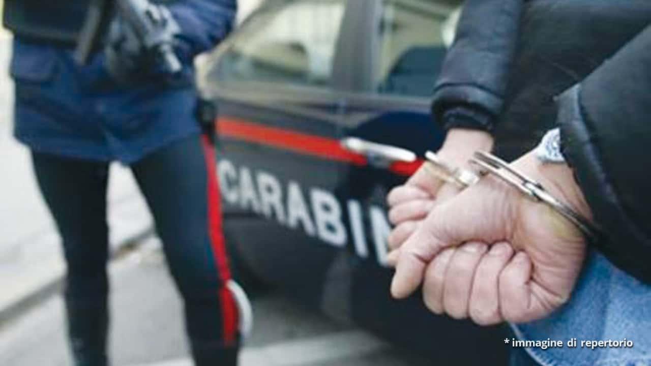 Roma, evade i domiciliari perché litiga sempre con la compagna e si fa arrestare
