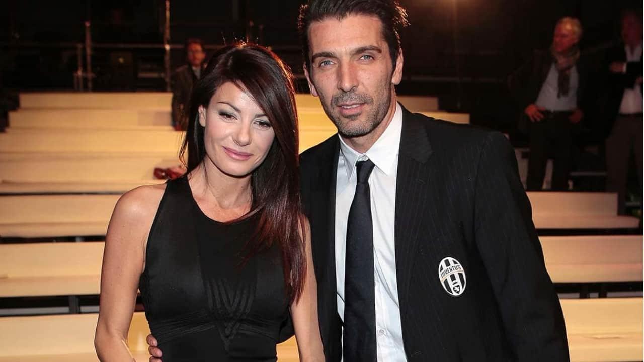 """Ilaria D'amico stregata dal romanticismo di Gigi Buffon: """"Il rapporto ci guadagna"""""""
