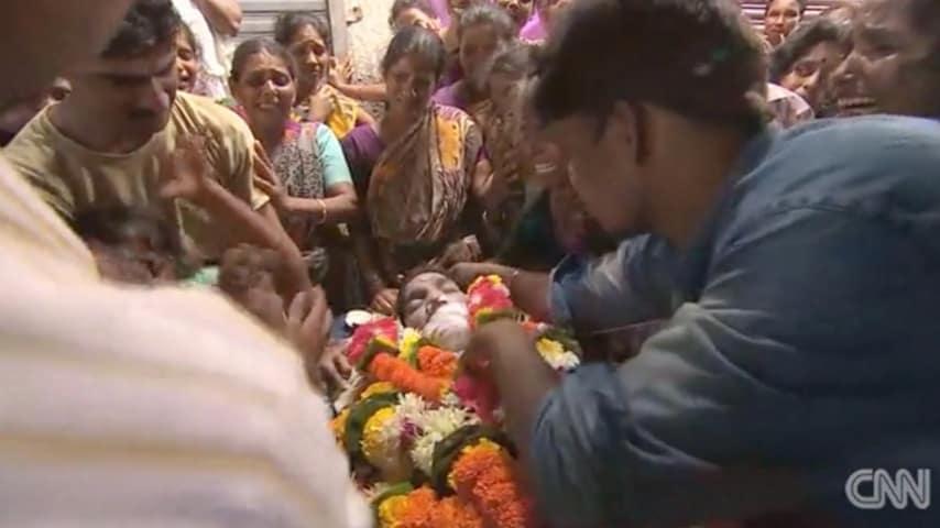 india funerale