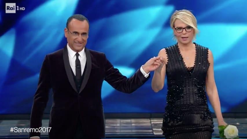 Maria De Filippi a ruota libera sui programmi televisivi del momento