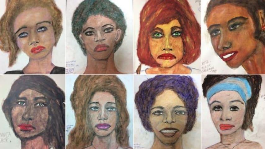 Samuel Little ha ucciso 93 donne: i loro ritratti per identificarle