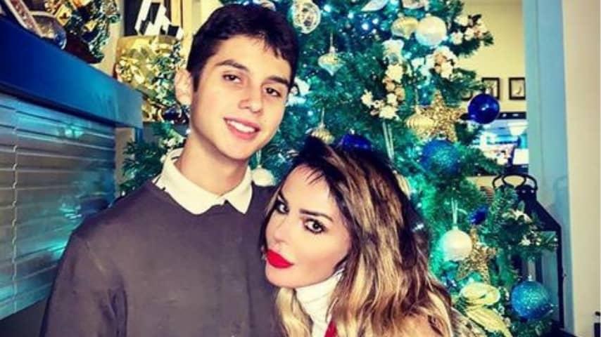 Nina Moric difende suo figlio Carlos Maria Corona