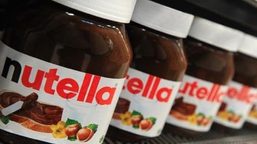Nutella: bloccata la produzione nello stabilimento più grande del mondo