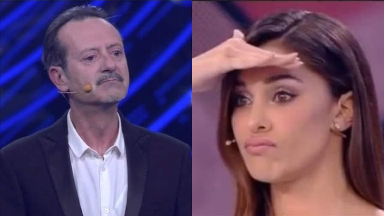 """Rocco Papaleo su Belen: """"Fuori dal palconon mi ha rivolto la parola"""""""