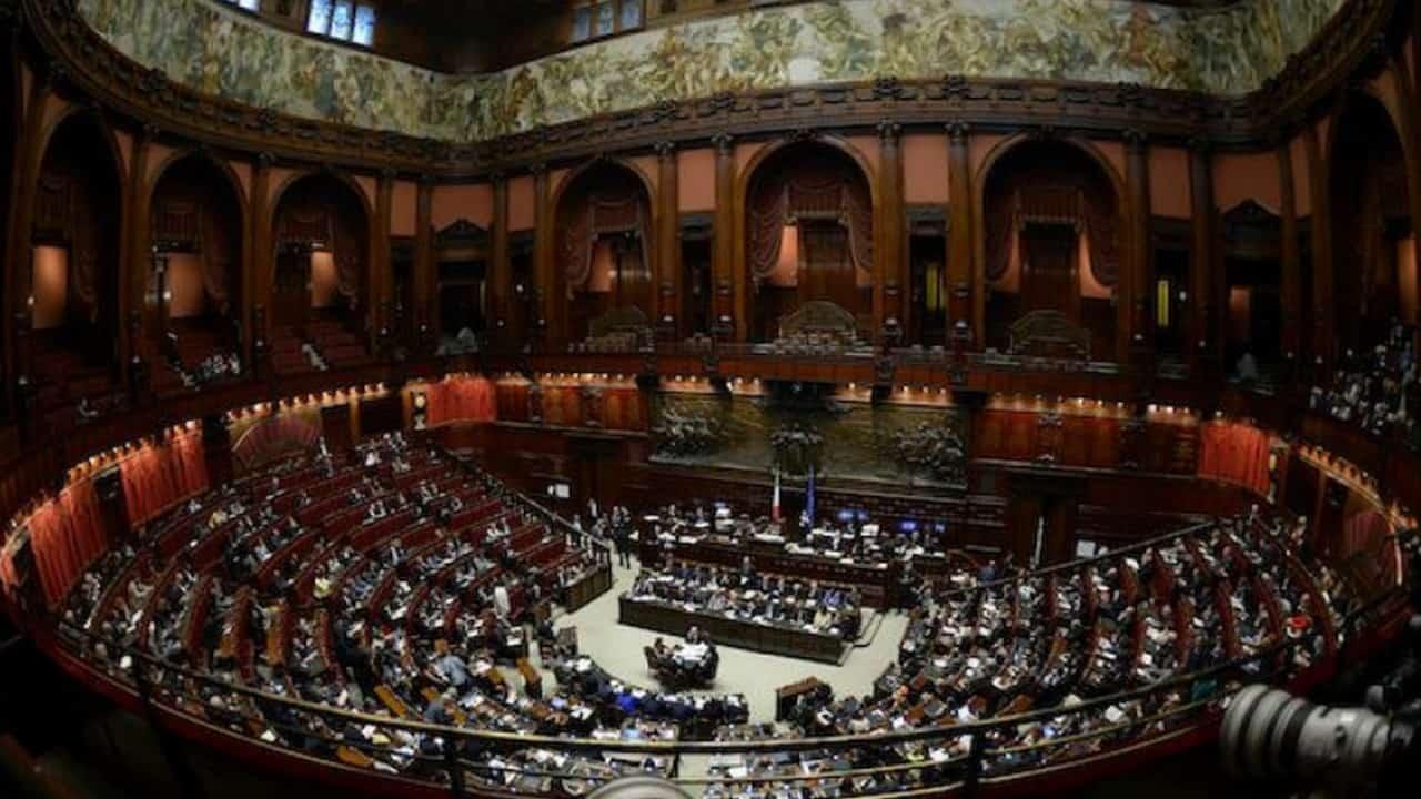 parlamento, riforma