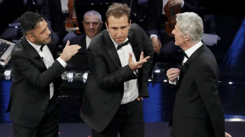 Sanremo 2019, Pio e Amedeo, battute contro Salvini. E lui replica con un tweet ironicoValentina