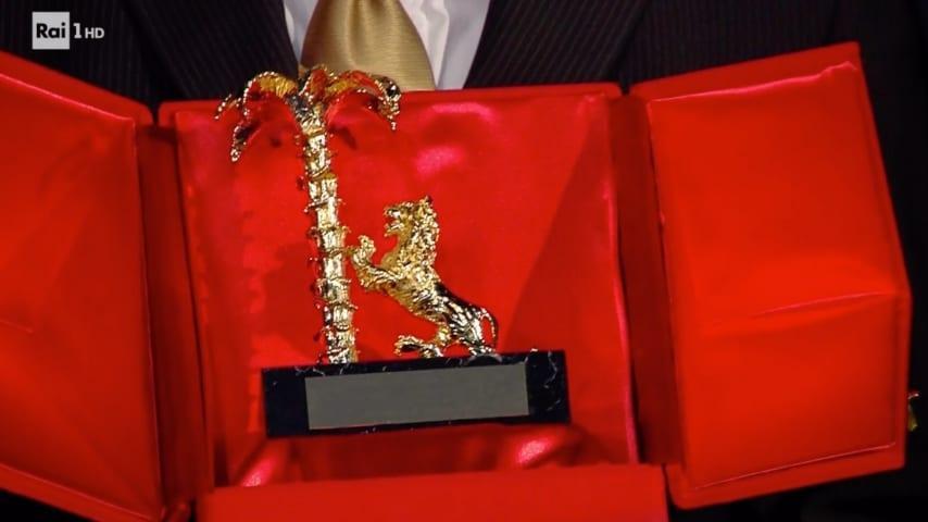 Il premio alla carriera di Pino Daniele