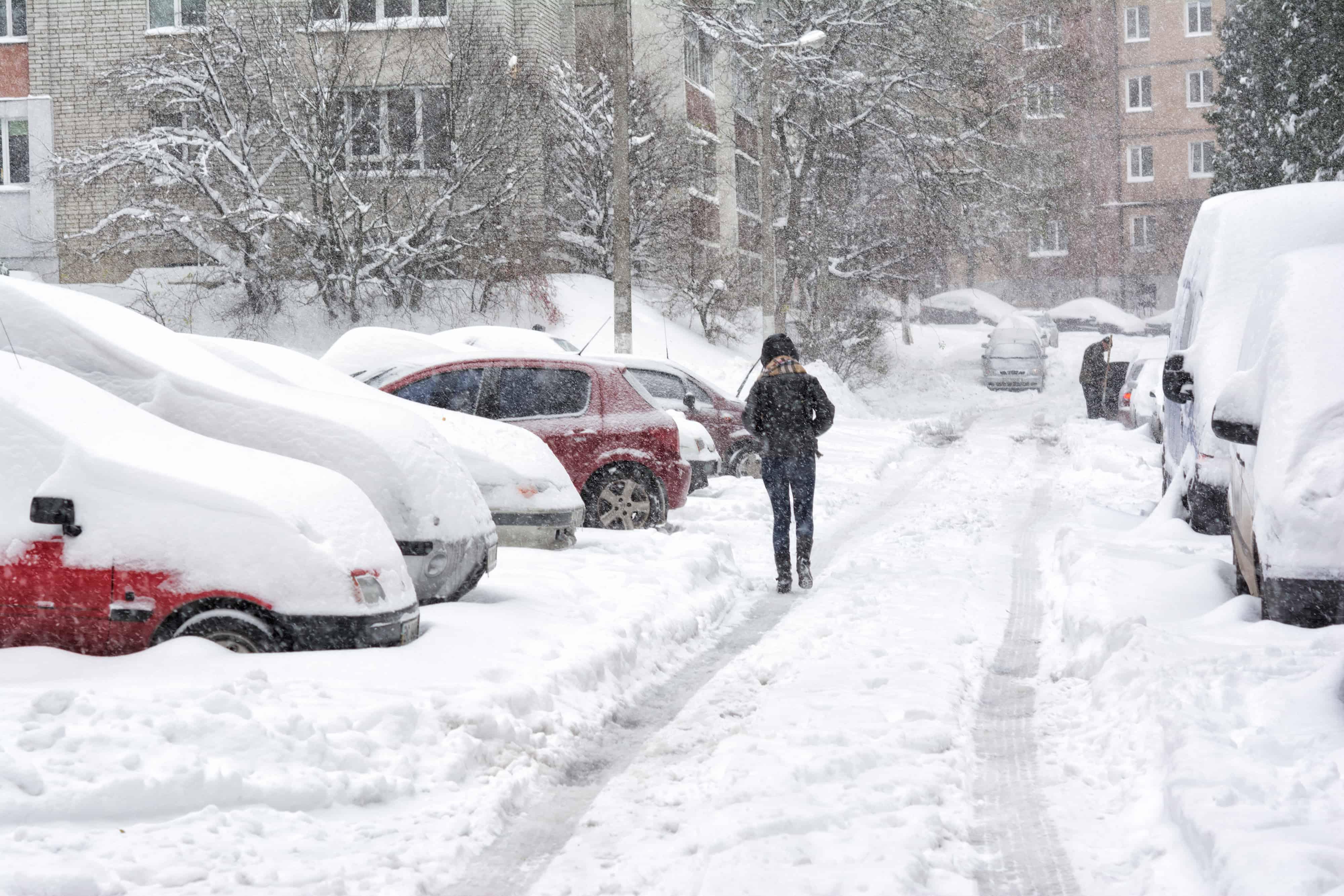 L'Italia si copre di bianco: tanta neve sul Nord-Italia, piogge sparse al Sud