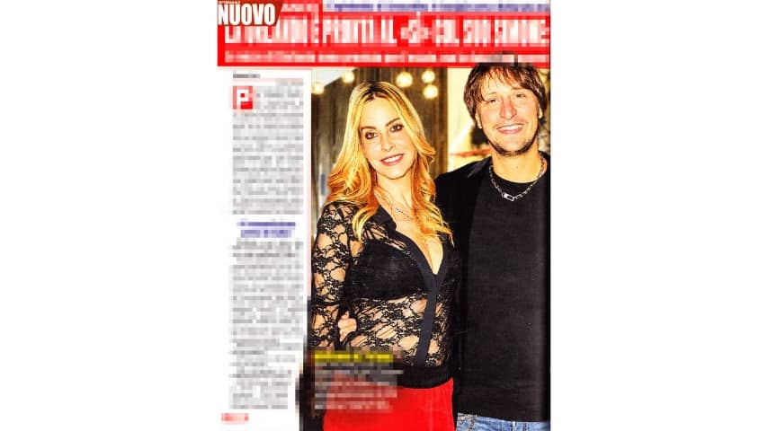 I dettagli del matrimonio tra Stefania Orlando e Simone Gianlorenzi