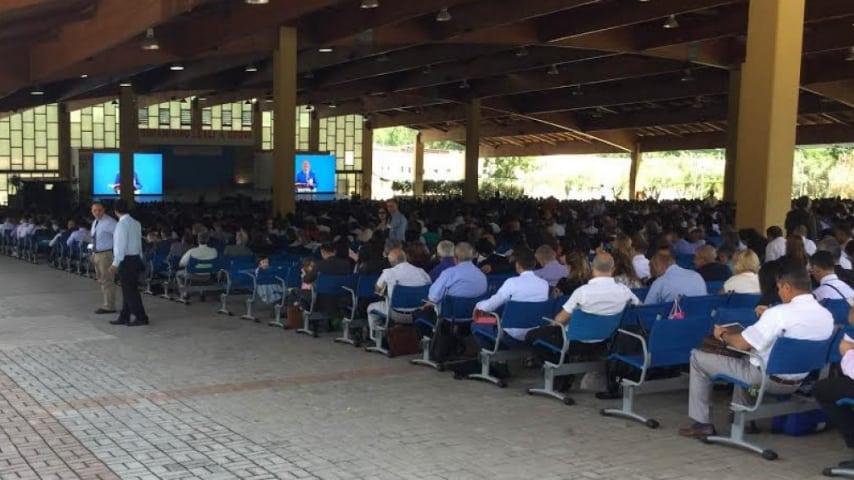 testimoni geova assemblea