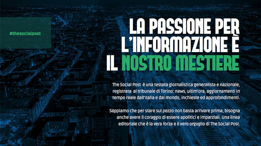 Mission di the social post