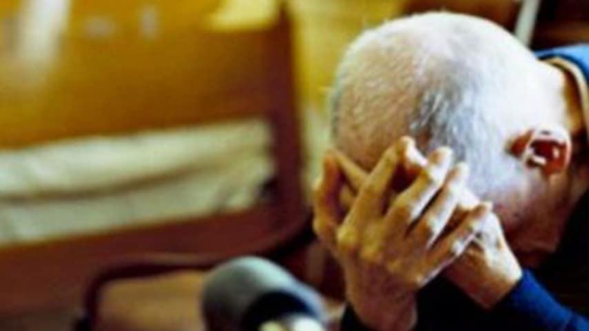 violenza anziano