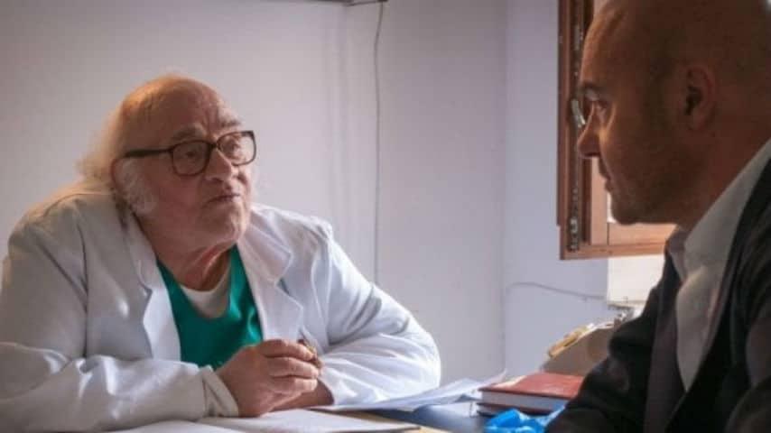 """Montalbano, il ricordo della vedova dell'attore che interpretava il """"dottor Pasquano"""""""