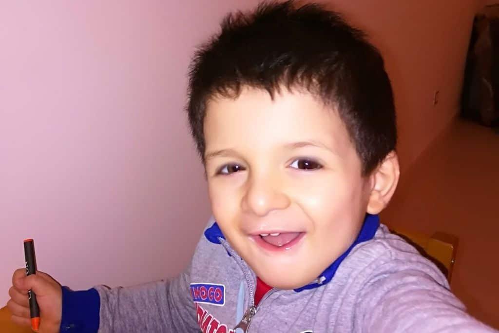 giorgio malato neroblastoma