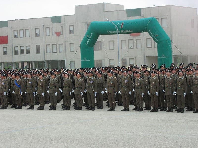 giuramento esercito