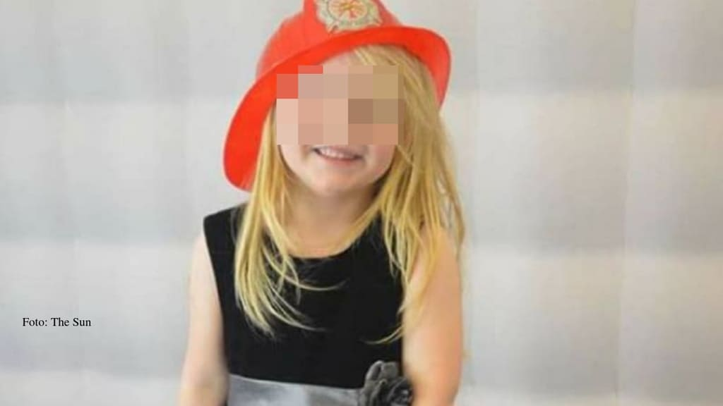 Alesha MacPhail uccisa a 6 anni