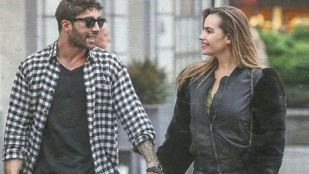 Andrea Iannone e Audrey Bouette fidanzati