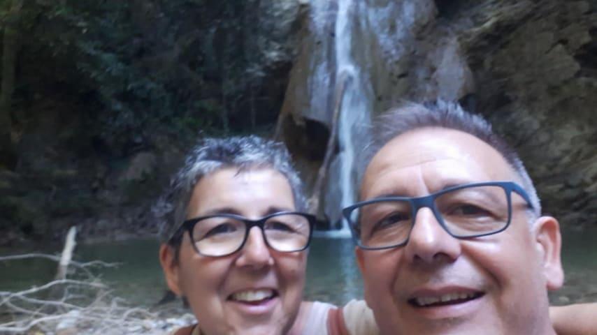 Antonella e Roberto