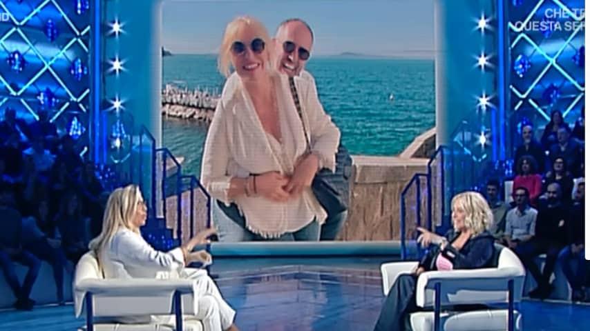 Antonella e Vittorio sposi. La risposta di Antonella è chiara