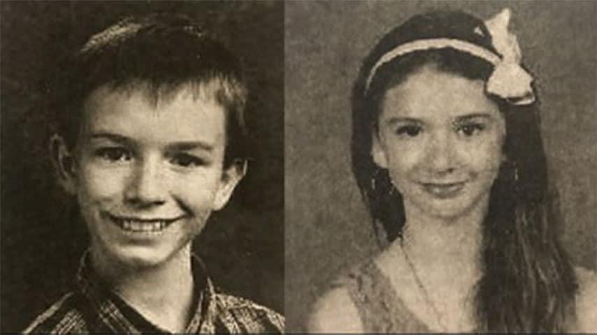 Elwyn Crocker Jr e Mary Crocker