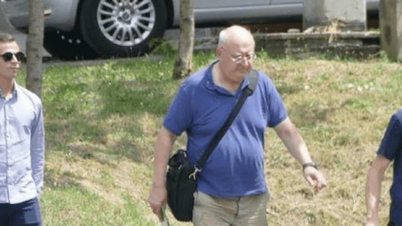 Don Paolo Glaentzer è stato condannato per aver violentato una bimba di 10 anni